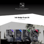 hairdesing&spa 101